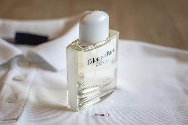 [Test & Avis] Parfum Eden Park Eau Fraîche
