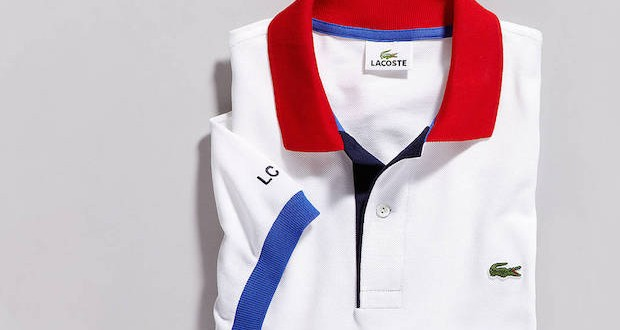 personnaliser polo lacoste homme