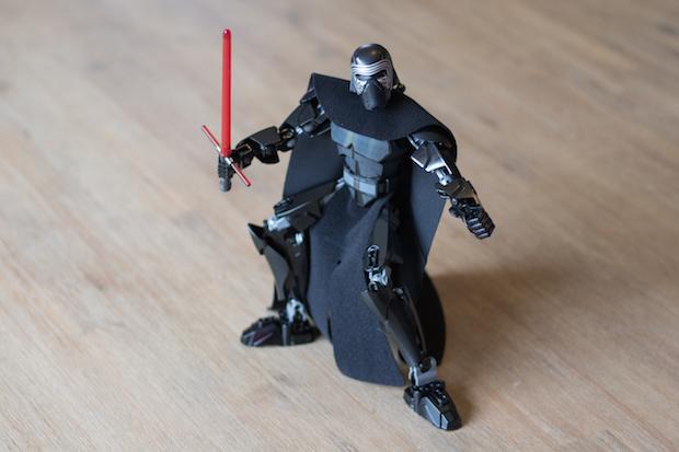 Un Lego Kylo Ren pour la fête des pères