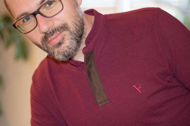 polo vinifera gentleman moderne
