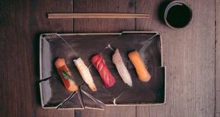 sushi a paris