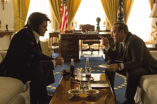 Elvis & Nixon ou l'alchimie parfaite du surréalisme et de la truculence