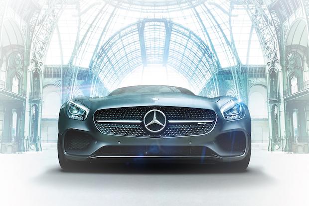 Les Belles Étoiles de Mercedes-Benz brille de mille feux