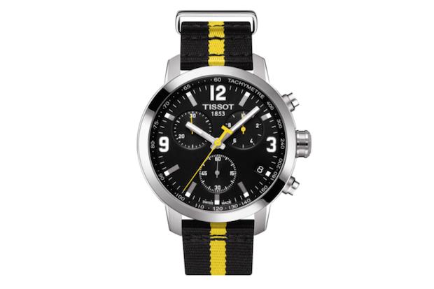 La montre Tissot PRC 200 Tour de France