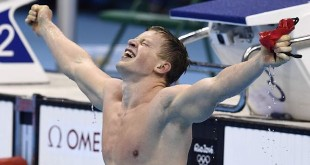 Omega 15 Adam Beaty natation