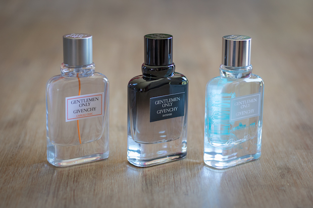 [Test & Avis] Les parfums Gentlemen Only