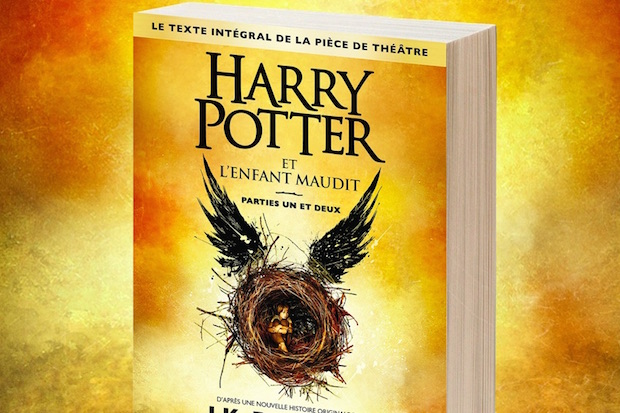 critique harry potter et l'enfant maudit
