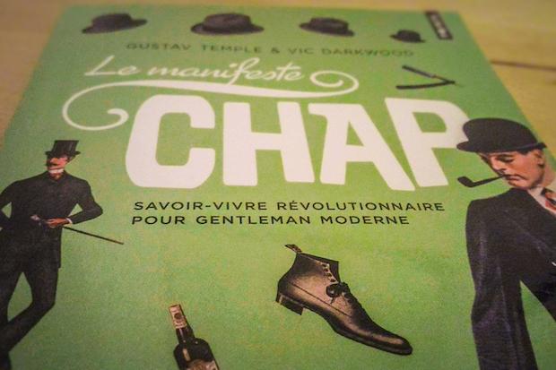Savoir-vivre révolutionnaire pour gentleman moderne