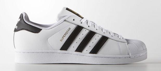 basket-blanche-homme-adidas-superstar | Gentleman Moderne