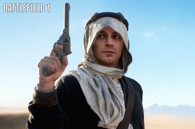 Un nouveau trailer incroyable pour Battlefield 1 !