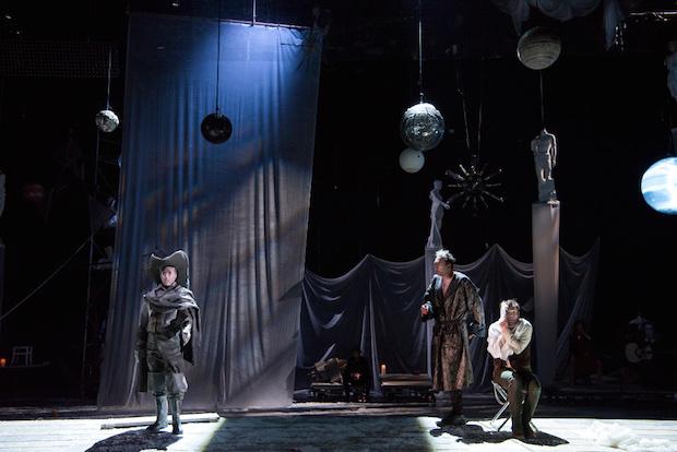Un Dom Juan apocalyptique sur la scène de l'Odéon