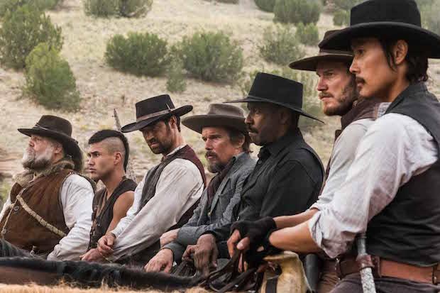 Les Sept Mercenaires : un très bon western