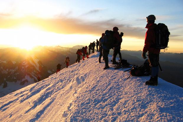 Gravir le Mont Blanc, votre prochain défi ?