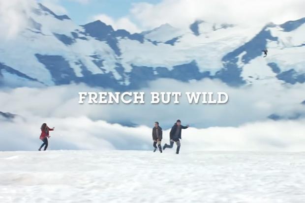 French but Wild ou la nouvelle aire de la Marque Aigle