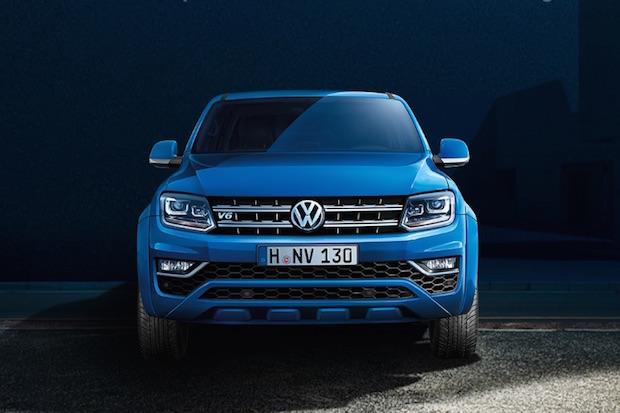La puissance du nouveau V6 Volkswagen dans l'Amarok
