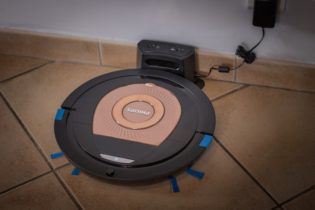 [Test] Aspirateur robot Philips Smart Pro Compact