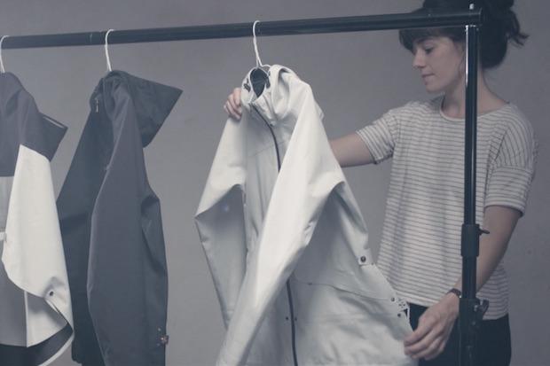 Aouro - Des vêtements révolutionnaires sans couture