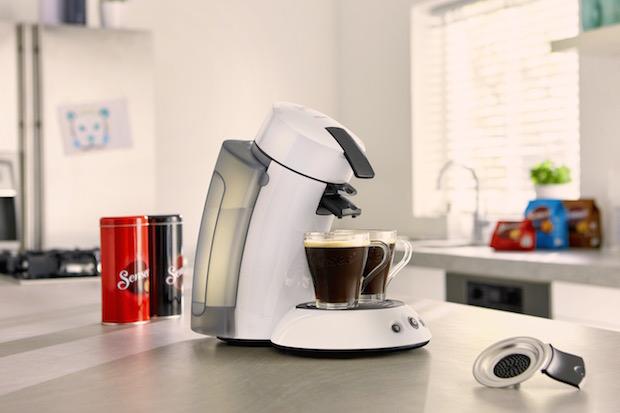 CONCOURS – Gagnez une machine à café Senseo XL