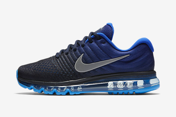 Les Nike Air Max 2017, le confort absolu !