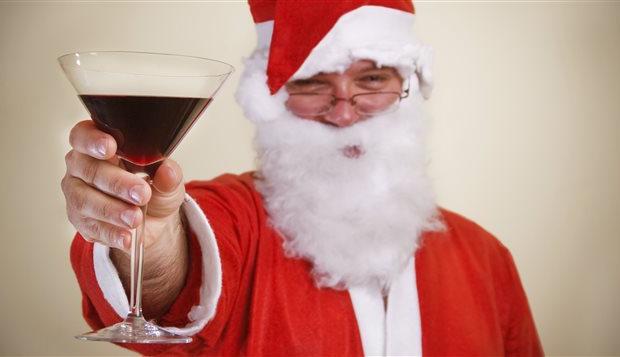 Du bon vin à l'approche des fêtes de fin d'année!