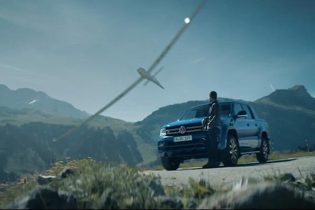 Le nouveau Volkswagen Amarok fait décoller un planeur