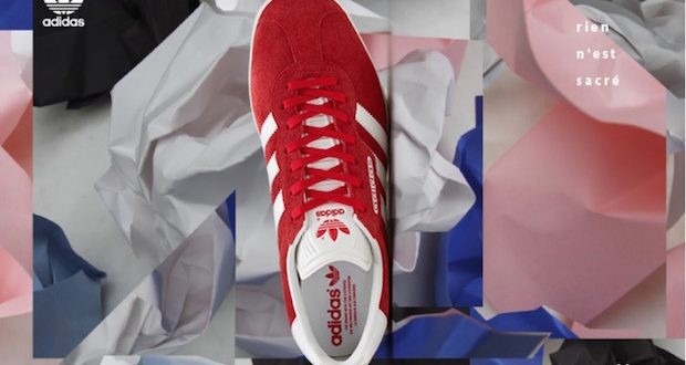 adidas gazelle 2017 homme rouge blog