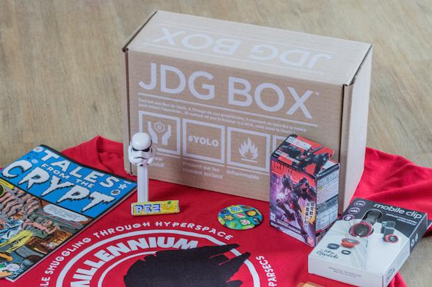 [Concours] Gagnez 2 JDG Box !!!