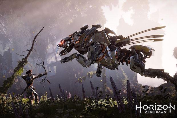 Horizon Zero Dawn : la nouvelle pépite de la PS4