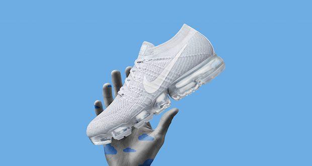 Nike Air VaporMax Pure Platinum sneaker