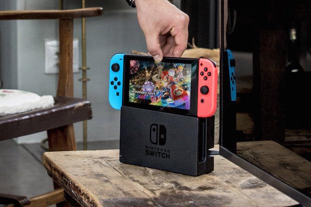 5 raisons de craquer pour la Nintendo Switch !