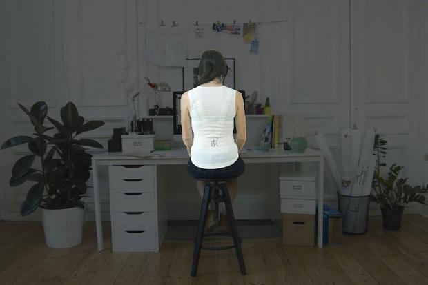 [Test] Percko: le T-Shirt qui prend soin de votre dos!