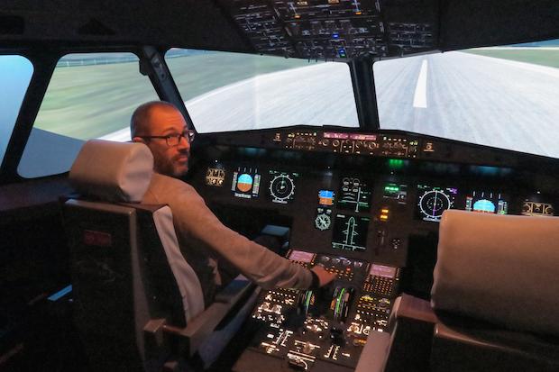[Avis] Le stage contre la peur en avion chez Aviasim