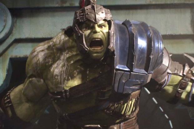 La bande annonce de Thor 3 Ragnarok envoie du très lourd !!!