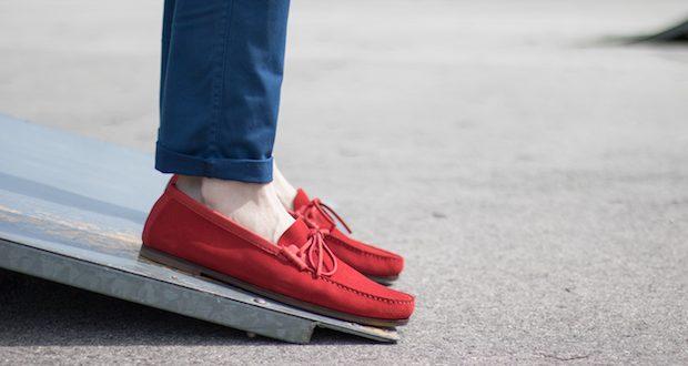 chaussure loding avis mocassin 86