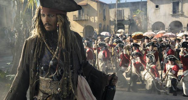 critique Pirates des Caraibes la vengeance de Salazar film