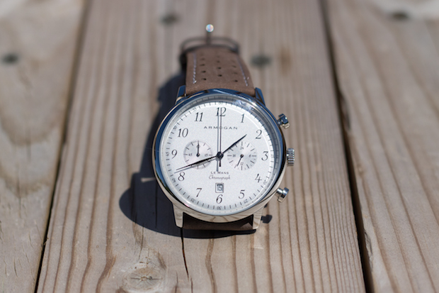 [Test & Avis] Montre Armogan Le Mans