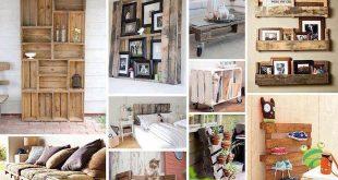Comment fabriquer des meubles en palettes