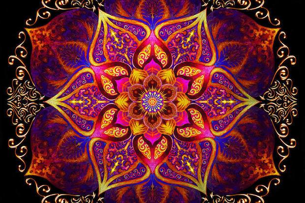 coloriages mandalas a colorier livre dessin adulte couleur