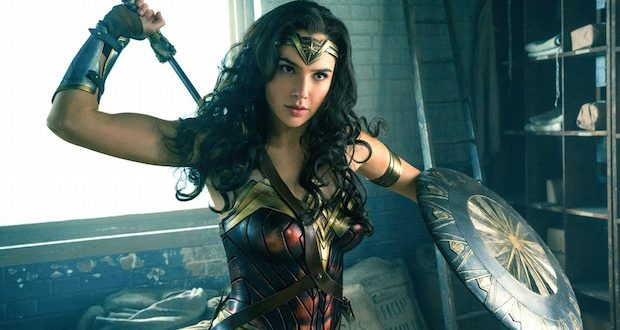 critique wonder woman film