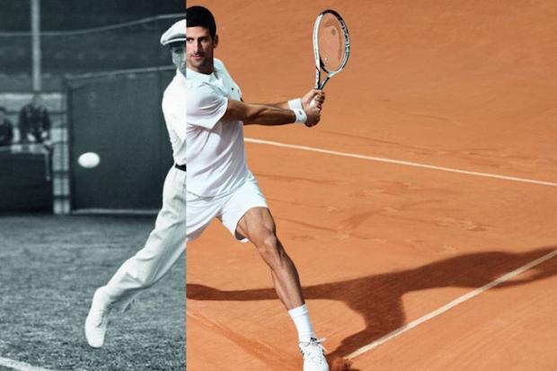 Lacoste, Djokovic est le nouveau crocodile !