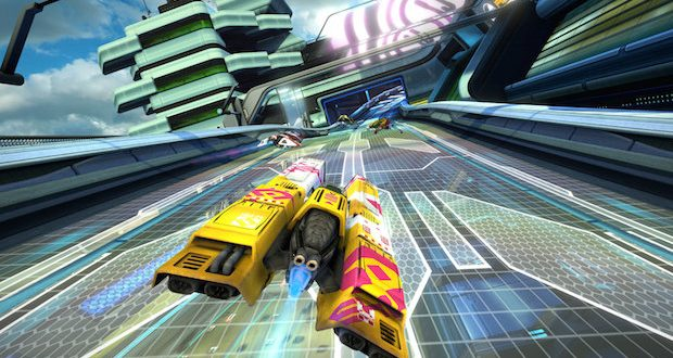 test wipeout omega collection ps4