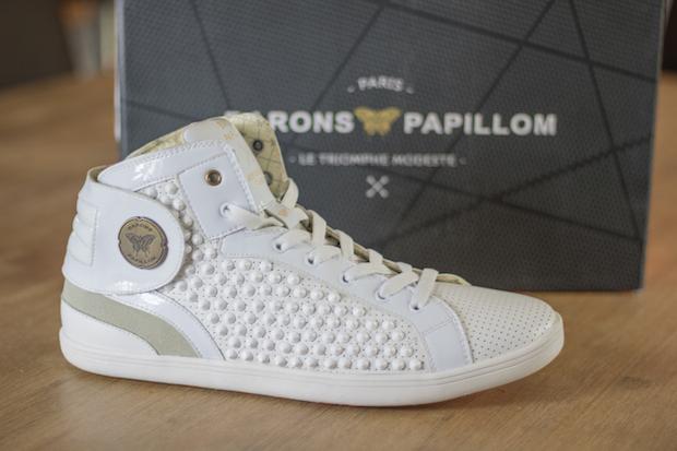 Barons Papillom - Le test des sneakers haut de gamme !