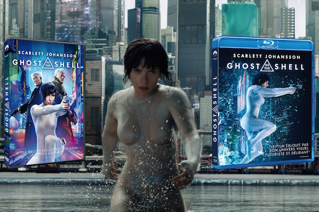 CONCOURS – Ghost in the Shell en DVD et Blu-ray