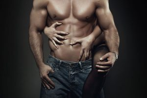 epilation homme masculine corps