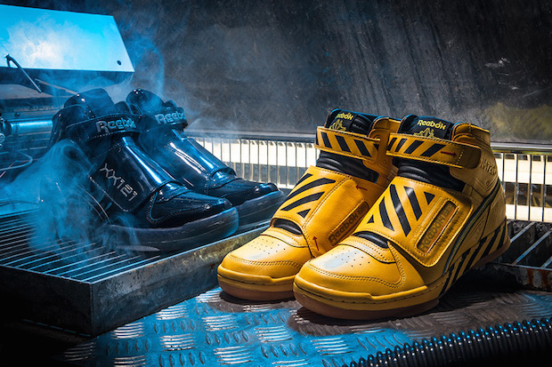 Reebok X Alien, le Alien Stomper Final Battle Pack est dispo !