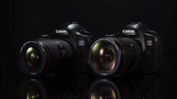 Meilleur appareil photo canon 5DS R