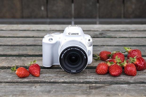 Canon 200d blanc – Entre audace et qualité