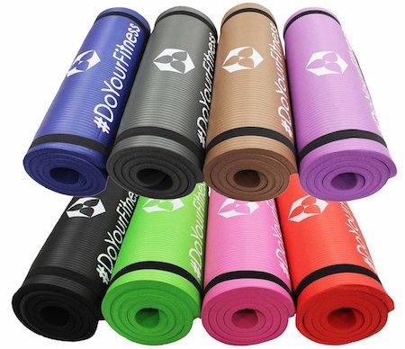 comment avoir des abdo rapidement tapis fitness