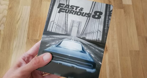 Fast and Furious 8 est sorti en DVD et Blu-Ray
