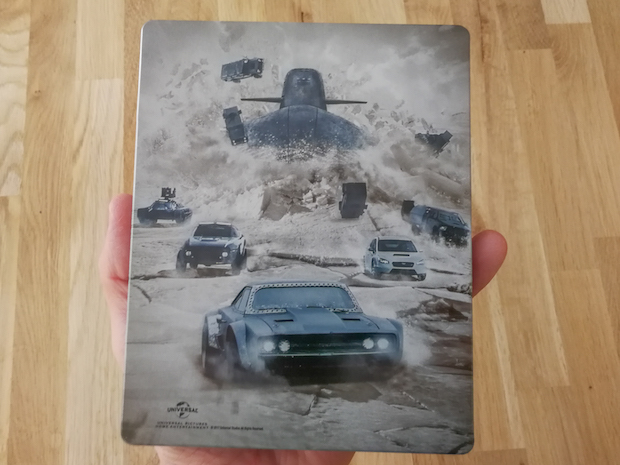 fast and furious 8 dvd blu ray sortie test avis